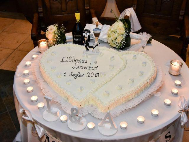 Il matrimonio di Leandro e Albana a Monsummano Terme, Pistoia 114