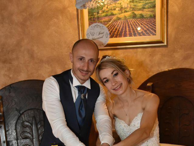 Il matrimonio di Leandro e Albana a Monsummano Terme, Pistoia 115