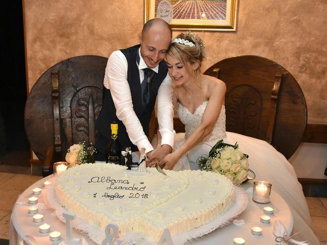 Il matrimonio di Leandro e Albana a Monsummano Terme, Pistoia 116