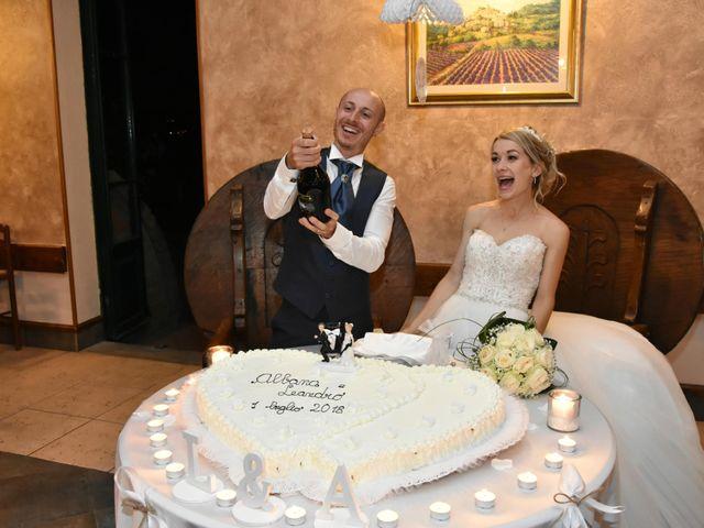 Il matrimonio di Leandro e Albana a Monsummano Terme, Pistoia 117