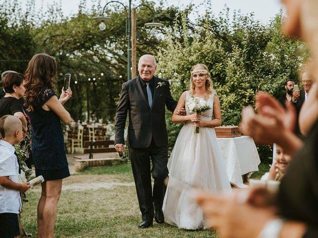 Il matrimonio di Matteo e Donatella a Macerata, Macerata 13
