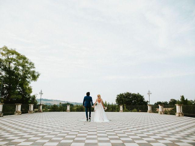 Il matrimonio di Matteo e Donatella a Macerata, Macerata 20