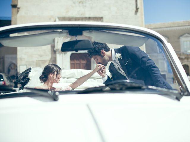 Il matrimonio di Marco e Alessandra a Vasto, Chieti 1