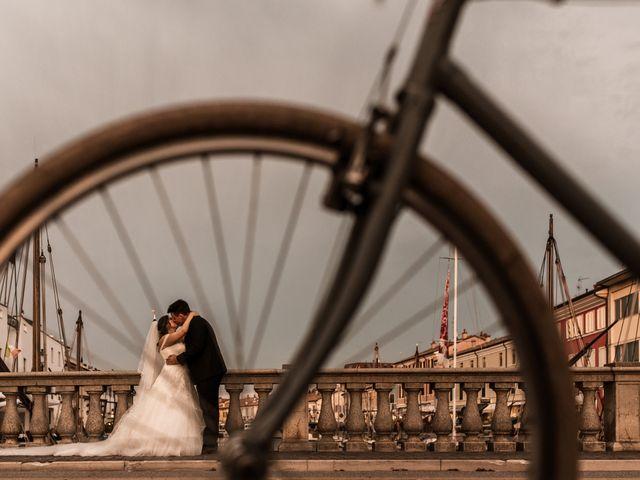 Il matrimonio di Mattia e Daniela a Cesenatico, Forlì-Cesena 1