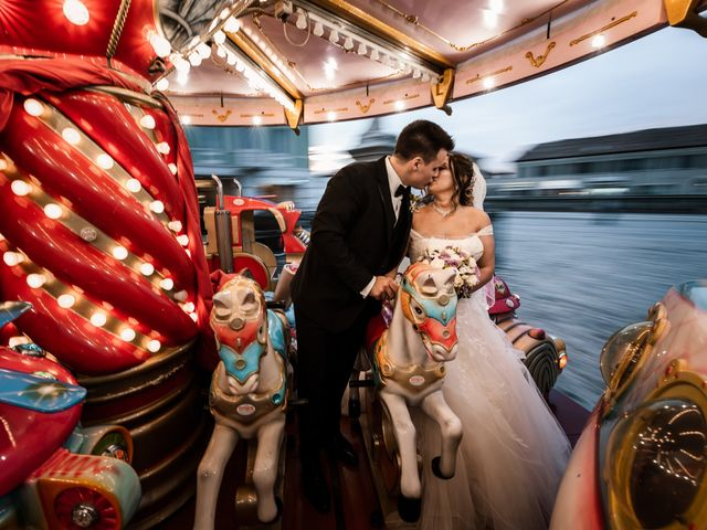 Il matrimonio di Mattia e Daniela a Cesenatico, Forlì-Cesena 2