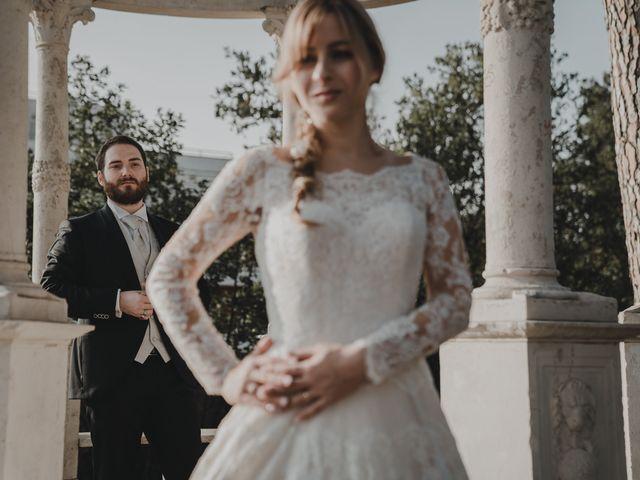 Il matrimonio di Federico e Veronica a Roma, Roma 8