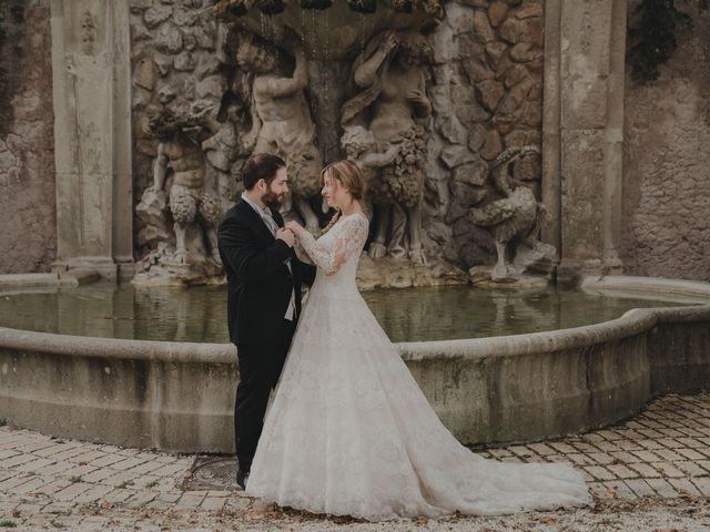 Il matrimonio di Federico e Veronica a Roma, Roma 16