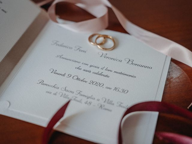 Il matrimonio di Federico e Veronica a Roma, Roma 23