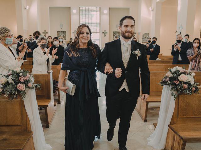 Il matrimonio di Federico e Veronica a Roma, Roma 37