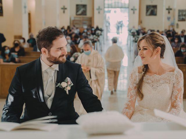 Il matrimonio di Federico e Veronica a Roma, Roma 42