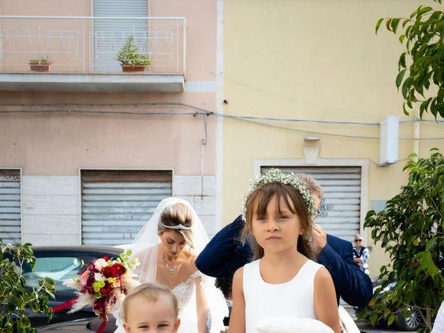 Il matrimonio di Michele e Maria a Trapani, Trapani 27
