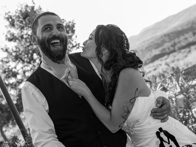 Il matrimonio di Danilo e Silvia a Cerveteri, Roma 9