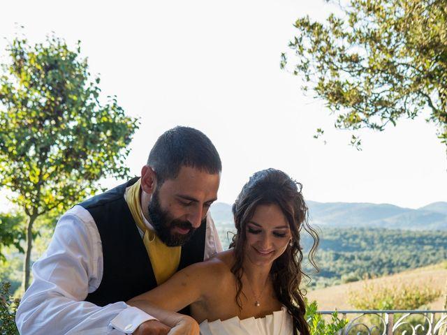 Il matrimonio di Danilo e Silvia a Cerveteri, Roma 10