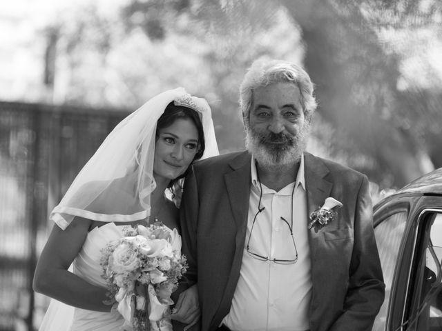 Il matrimonio di Danilo e Silvia a Cerveteri, Roma 12
