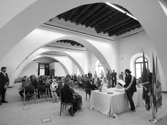 Il matrimonio di Danilo e Silvia a Cerveteri, Roma 14