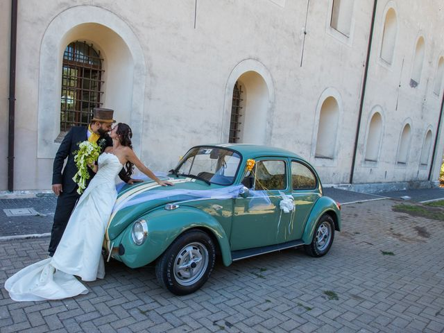 Il matrimonio di Danilo e Silvia a Cerveteri, Roma 2