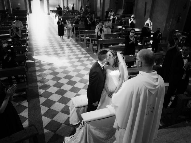 Il matrimonio di Michael e Pamela a Bondeno, Ferrara 6