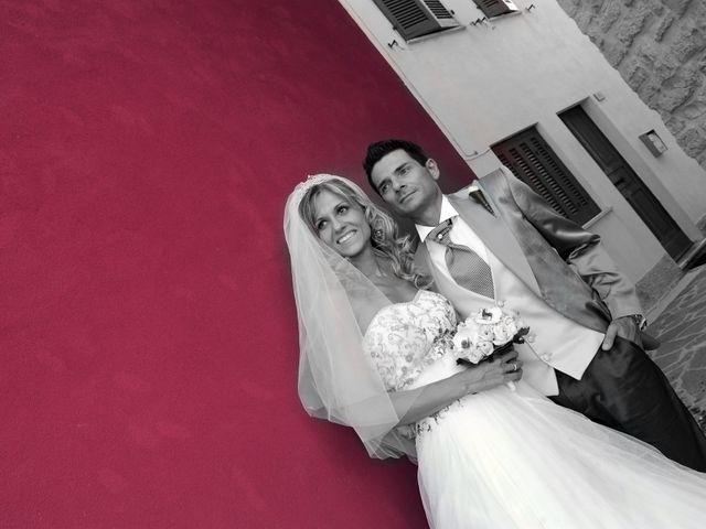 Il matrimonio di Gianluigi  e Ilaria a Camerano, Ancona 1