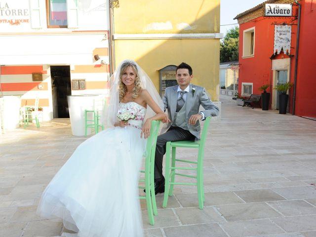 Il matrimonio di Gianluigi  e Ilaria a Camerano, Ancona 2