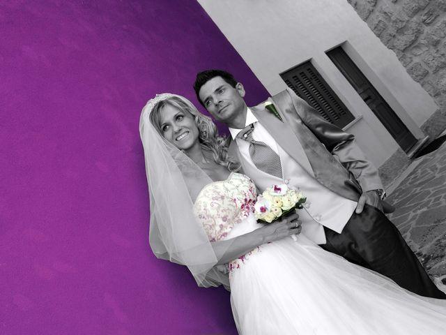 Il matrimonio di Gianluigi  e Ilaria a Camerano, Ancona 6