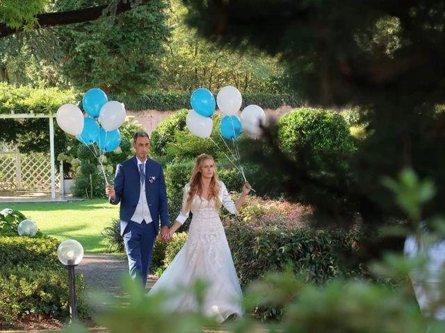 Il matrimonio di Simone e Elisa a Galliate, Novara 8