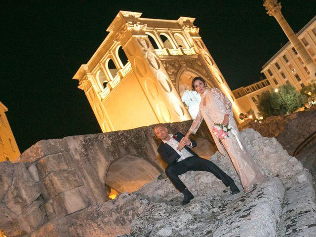 Il matrimonio di Massimo e Serena a Lecce, Lecce 11