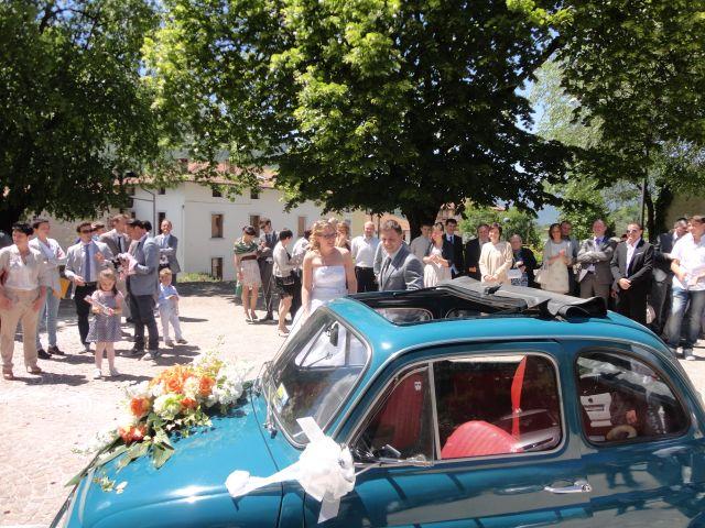 Il matrimonio di Monica e Daniel a Vigolo Vattaro, Trento 4