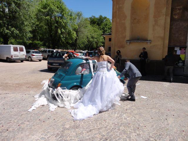 Il matrimonio di Monica e Daniel a Vigolo Vattaro, Trento 5