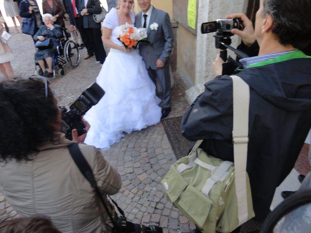 Il matrimonio di Monica e Daniel a Vigolo Vattaro, Trento 1