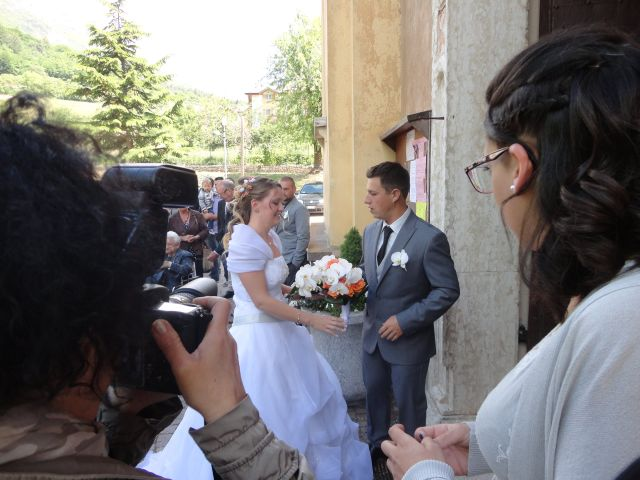Il matrimonio di Monica e Daniel a Vigolo Vattaro, Trento 6