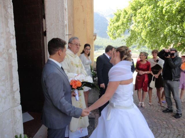 Il matrimonio di Monica e Daniel a Vigolo Vattaro, Trento 7