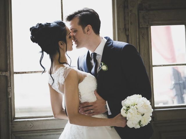 le nozze di Katia e Davide