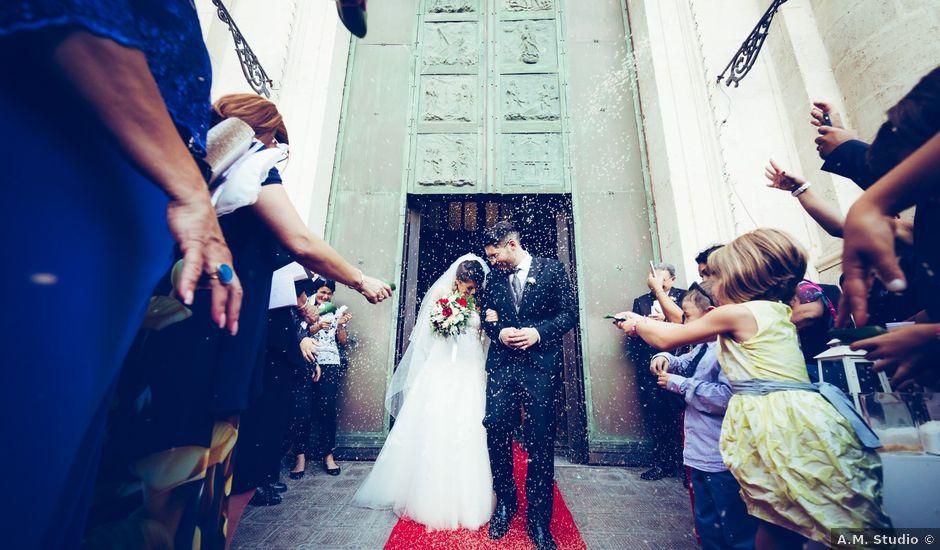 Il matrimonio di Luigi e Federica a Catania, Catania