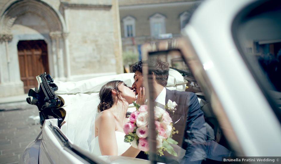 Il matrimonio di Marco e Alessandra a Vasto, Chieti