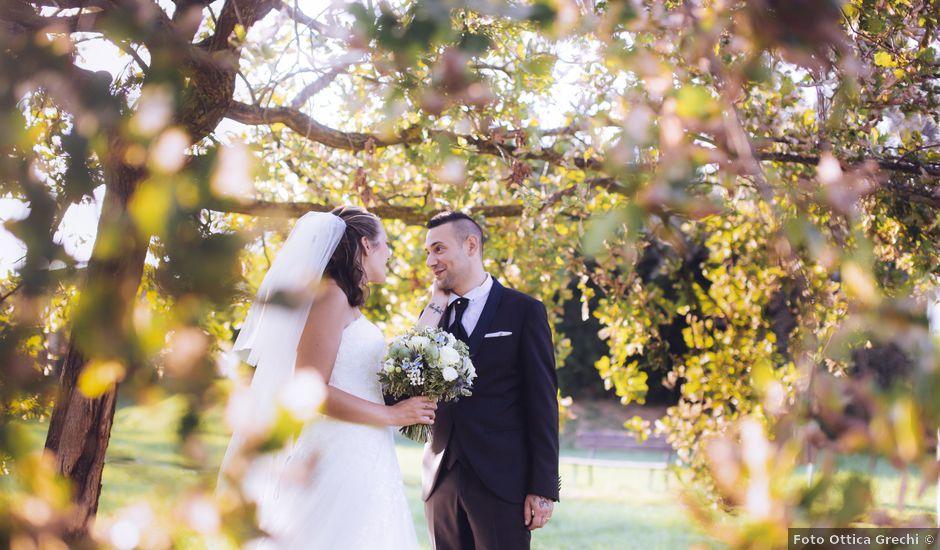 Il matrimonio di Michael e Pamela a Bondeno, Ferrara