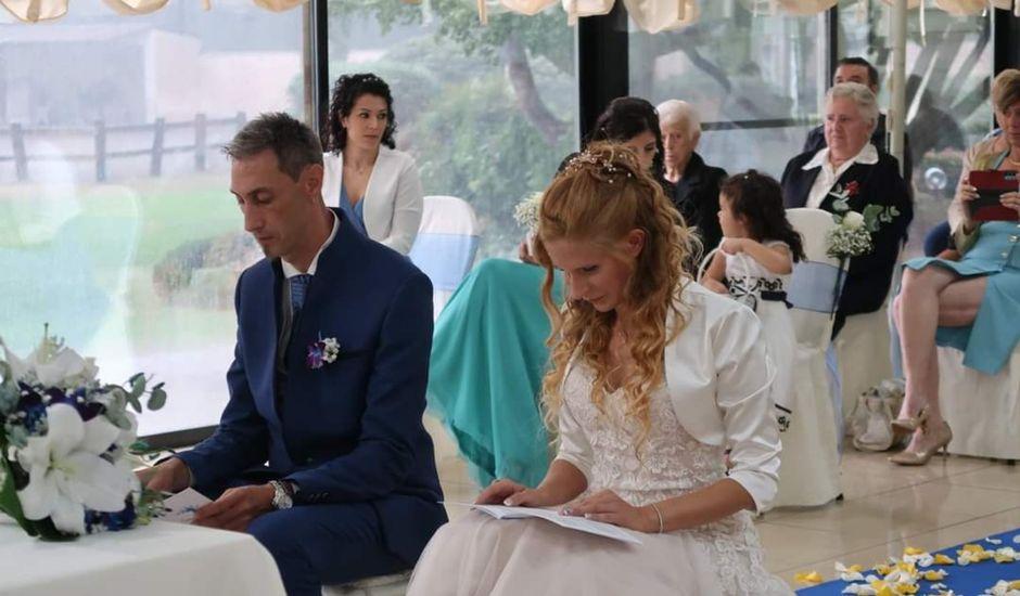 Il matrimonio di Simone e Elisa a Galliate, Novara