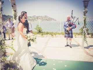 Le nozze di Maria e Sean