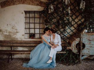 Le nozze di Greta e Flavia