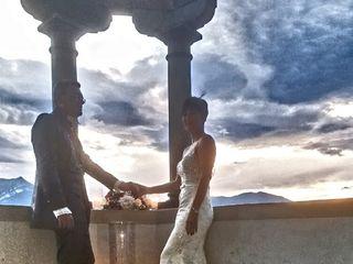Le nozze di Carolina e Fabio 1