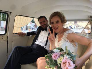 Le nozze di Alessia e Gennaro