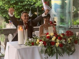 Le nozze di Carolina e Fabio