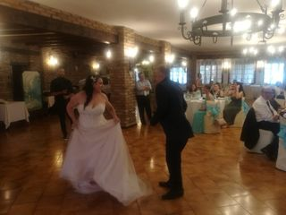 Le nozze di Serena e Stefano