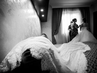 le nozze di Francesca e Yuri 1