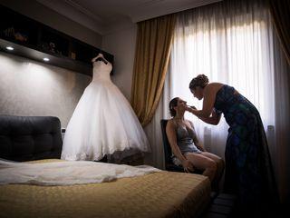 le nozze di Francesca e Yuri 2