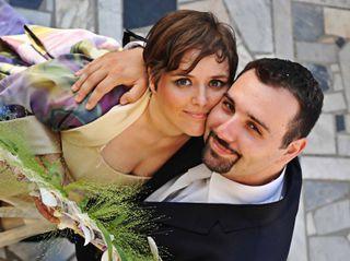 Le nozze di Massimo e Rossella