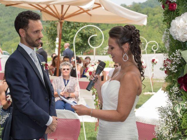 Il matrimonio di Edoardo e Irene a Fortunago, Pavia 10