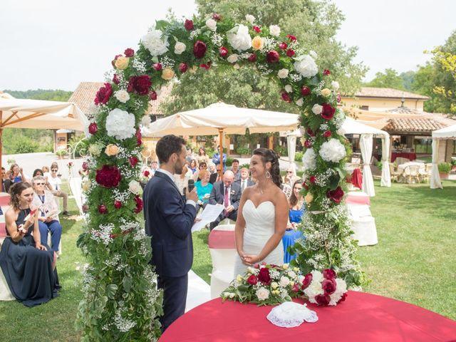 Il matrimonio di Edoardo e Irene a Fortunago, Pavia 11