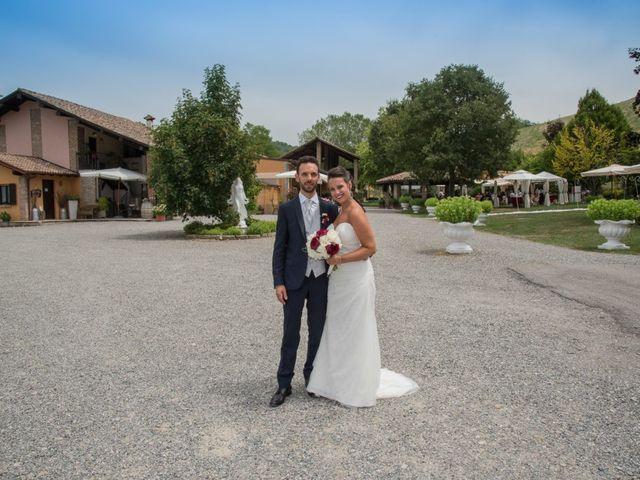 Il matrimonio di Edoardo e Irene a Fortunago, Pavia 13