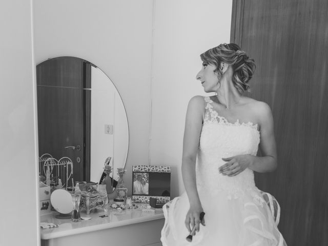 Il matrimonio di Giuseppe e Valentina a Umbertide, Perugia 4