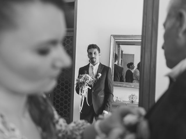 Il matrimonio di Giuseppe e Valentina a Umbertide, Perugia 6